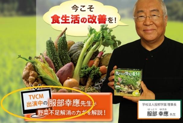 飲みごたえ野菜青汁 公式11