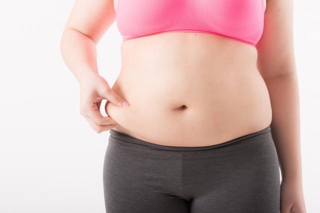 ダイエット中の女性の写真