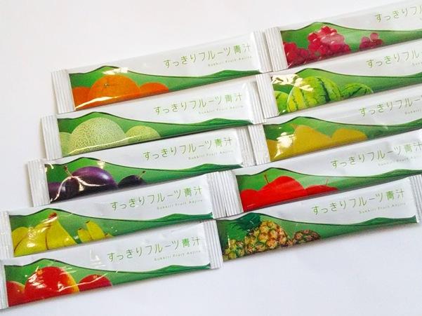 すっきりフルーツ青汁 商品の写真