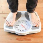 体重計の写真