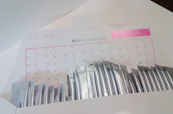 箱の中身の写真